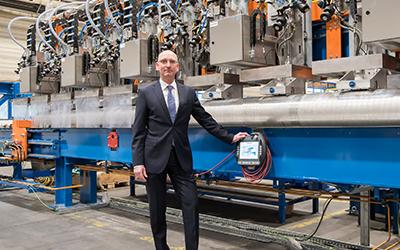 Hertwich Engineering: Gerold Keune ist neuer Geschäftsführer