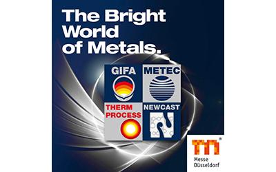 GIFA / METEC / THERMPROCESS / NEWCAST