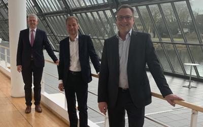 Energie- und Klimaagentur NRW: Ulf C. Reichardt wird Geschäftsführer der neuen Landesgesellschaft