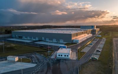 thyssenkrupp Materials Services eröffnet neues Logistikcenter