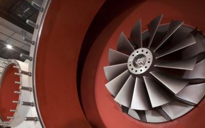 Hüttenwerke Krupp Mannesmann bestellt zwei Getriebeturboverdichter