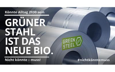 """Handelsblatt """"Zukunft Stahl"""" 2021: Stahl soll der Motor der Transformation werden"""