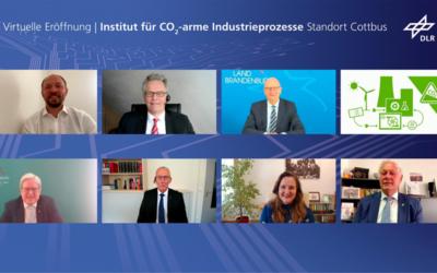 DLR öffnet Institut für kohlenstoffarme Industrieprozesse in Cottbus