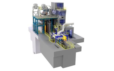 NPO bestellt eine halbkontinuierliche Vertikal-Stranggießanlage bei SMS Concast