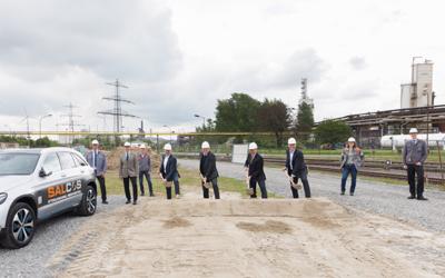 SALCOS: Spatenstich für Demonstrationsanlage in Salzgitter