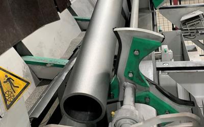 Hoberg & Driesch Processing erweitert Maschinenpark am Standort Wesseling