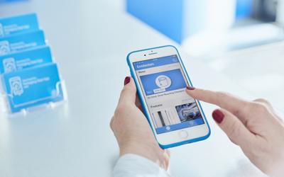 thyssenkrupp Rasselstein: Packaging Steel-App mit Makeover