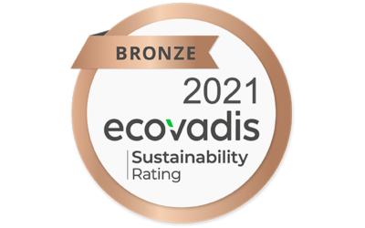 Nachhaltigkeit: VNG Handel & Vertrieb verbessert Ergebnis auf der Bewertungsplattform EcoVadis