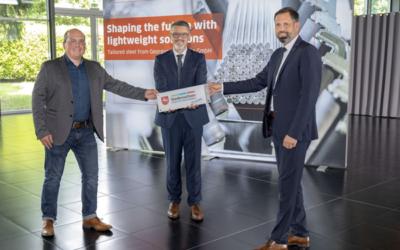 Georgsmarienhütte erhält Auszeichnung von der Niedersachsen Allianz für Nachhaltigkeit