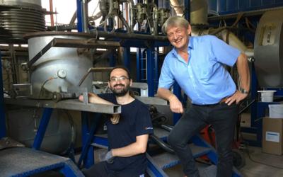 Primetals und NewFer kooperieren bei Pelletierung und Aufbereitung von Eisenerz