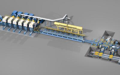 Panzhihua Steel & Vanadium lässt Warmbreitbandstraße modernisieren