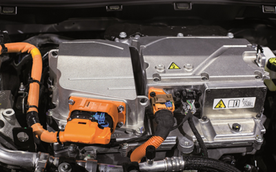 thyssenkrupp Steel: Werkstoff bondal mindert Geräusche im E-Auto deutlich