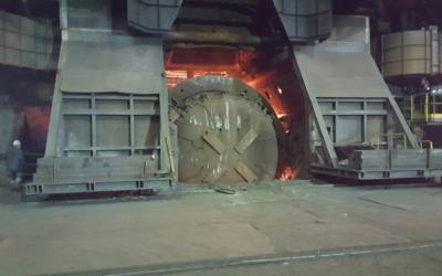 ArcelorMittal Zenica bestellt einen neuen Konverter bei Primetals