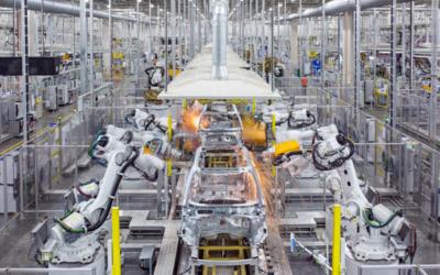 Fossilfreier Stahl von SSAB soll Produktion bei Volvo nachhaltiger machen