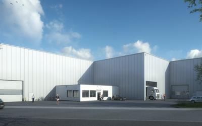 Stahlgroßhandel Jacob Bek GmbH investiert in die Erweiterung der Produktion