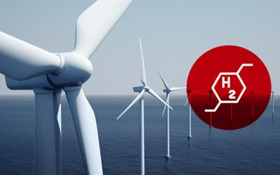 ABB und Axpo kooperieren für kostengünstigen grünen Wasserstoff