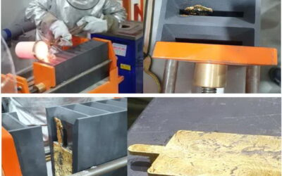 Weltweit erste Greenfield-Anlage für die Rückgewinnung von Edelmetallen aus Elektroschrott