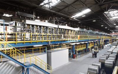 NLMK Group bestellt eine Entkohlungs- und Beschichtungsanlage bei Tenova