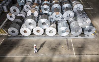 Stichprobeninventur in der Stahlproduktion: Wie Salzgitter Flachstahl den Inventuraufwand reduziert hat