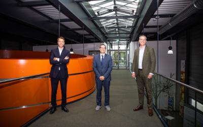 GrInHy2.0: EU-Förderträger besichtigt Hochtemperatur-Elektrolyseur bei Salzgitter Flachstahl