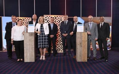 ArcelorMittal erhält branchenweit erste ResponsibleSteel-Standortzertifikate
