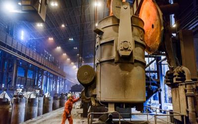 OptiLBO: Innovative Brenner begünstigen energieeffizient produzierten Sekundärstahl