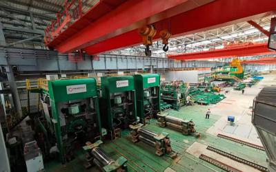 Primetals und Fujian Dingsheng Steel unterzeichnen Wartungsverträge