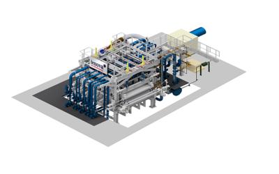 WISCO beauftragt Tenova LOI mit Errichtung einer Dünn-Blech-Quette