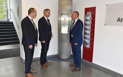 ArcelorMittal Eisenhüttenstadt würdigt ResponsibleSteel-Zertifizierung