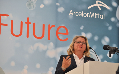 ArcelorMittal: Bundesregierung sagt Förderabsicht für Wasserstoff-DRI-Anlage zu