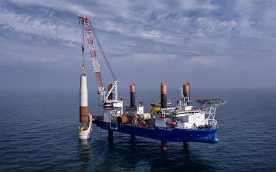 Ørsted vergibt Fundament-Auftrag für Projekte in der deutschen Nordsee