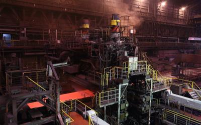 Kobe Steel bestellt Stahlblech-Fertigwalzstraße