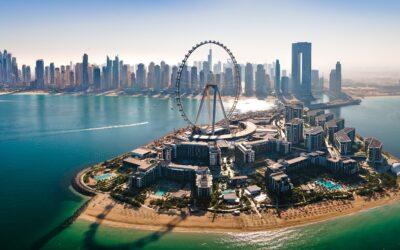 Ain Dubai: Das weltweit höchste Riesenrad besteht aus Stahl  von Dillinger